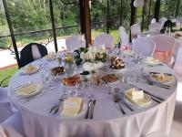 Vestuvės, maistas vestuvėms. Paruošimas, pristatymas