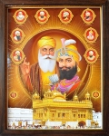 Searching For The Beautiful Sikh Gurus Frame in Affordable Cost