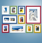 Large & Attractive Multi Photo Frames Online